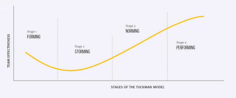 tuckmanmodel